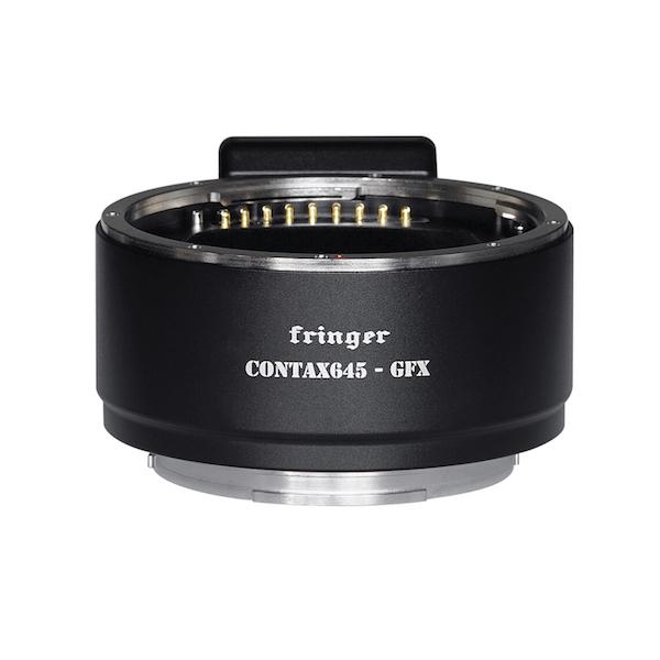 Fringer FR-C6GF(コンタックス645マウントレンズ → フジフイルムGマウント変換)電子マウントアダプター