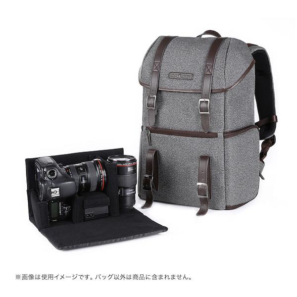 K&F Concept[Explorer]KF-B080L カメラバックパックLサイズ