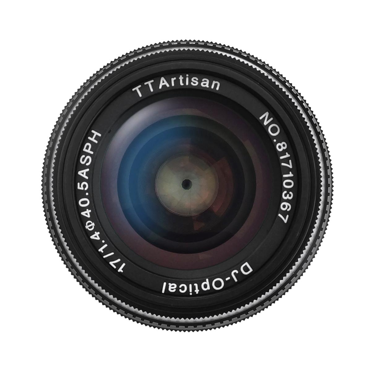 銘匠光学 TTArtisan 17mm f/1.4 C ASPH 【直販限定モデル】