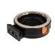 Fotodiox EOS-MFT-Fusion(キヤノンEFマウントレンズ → マイクロフォーサーズマウント変換)電子マウントアダプター 絞りレバー搭載