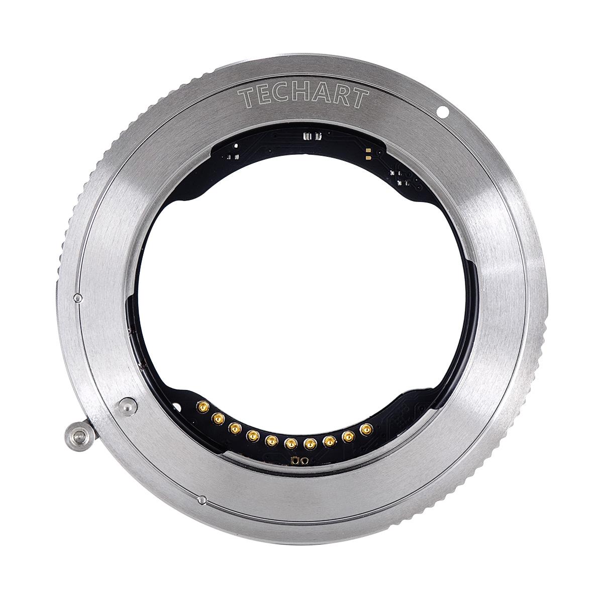 TECHART TZE-01(ソニーEマウントレンズ → ニコンZマウント変換)電子マウントアダプター