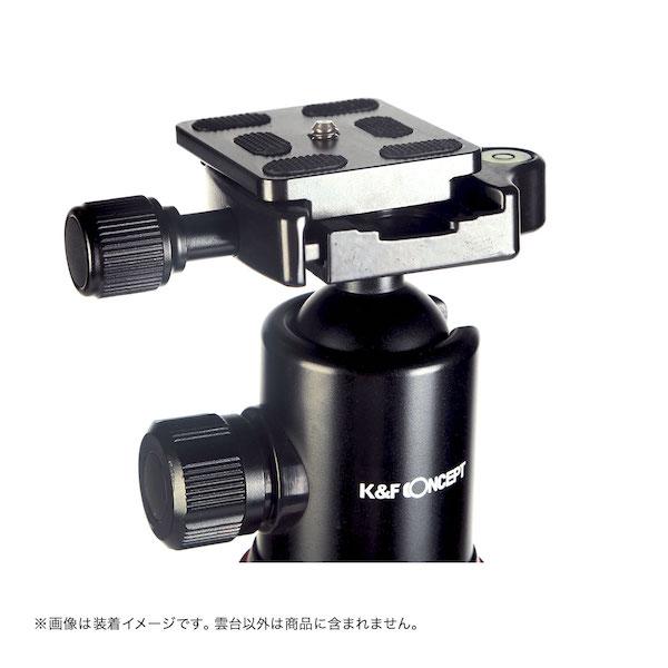 K&F Concept クイックシュー KF-RQ60