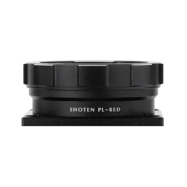 SHOTEN PL-RED(REDカメラ用PLレンズ交換マウント)マウントアダプター