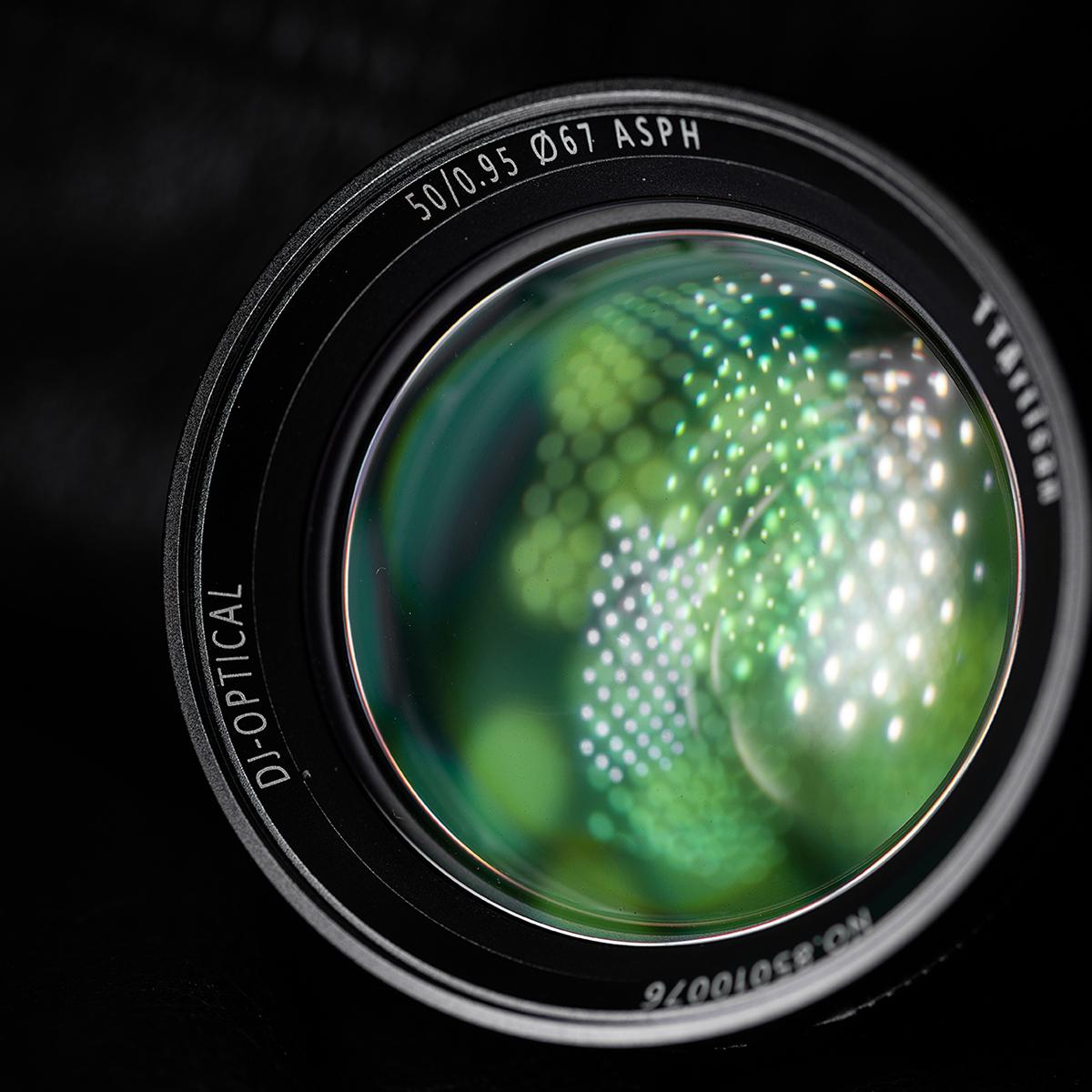銘匠光学 TTArtisan 50mm f/0.95 ASPH 単焦点レンズ ライカMマウント