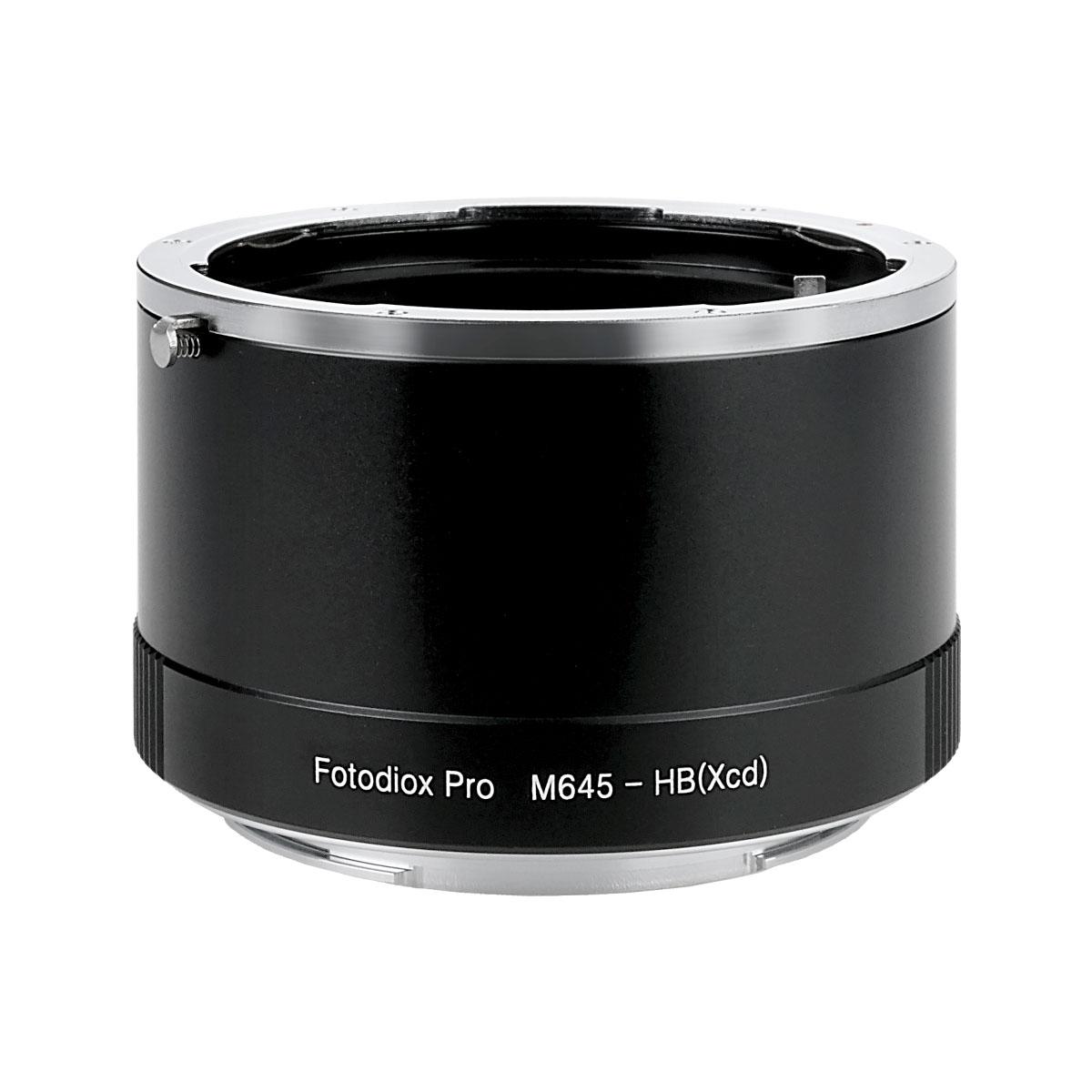 Fotodiox M645-XCD(マミヤ645マウントレンズ → ハッセルブラッドXマウント変換)マウントアダプター