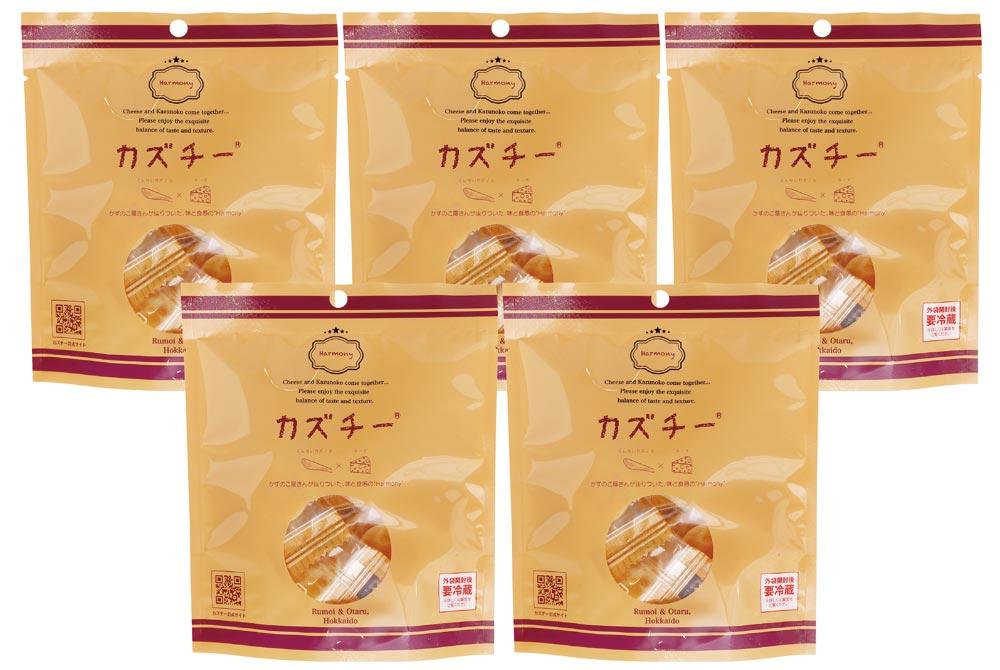 【留萌市】カズチー5袋セット