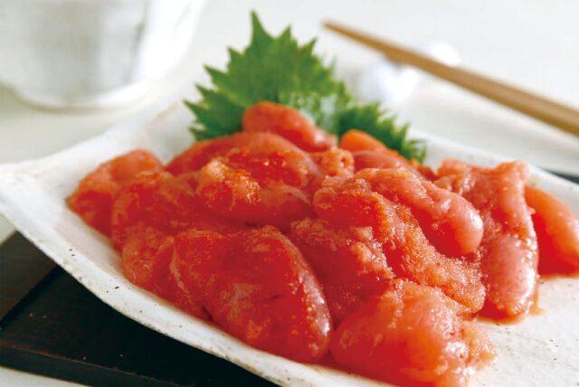 辛子明太子 切子(冷凍)