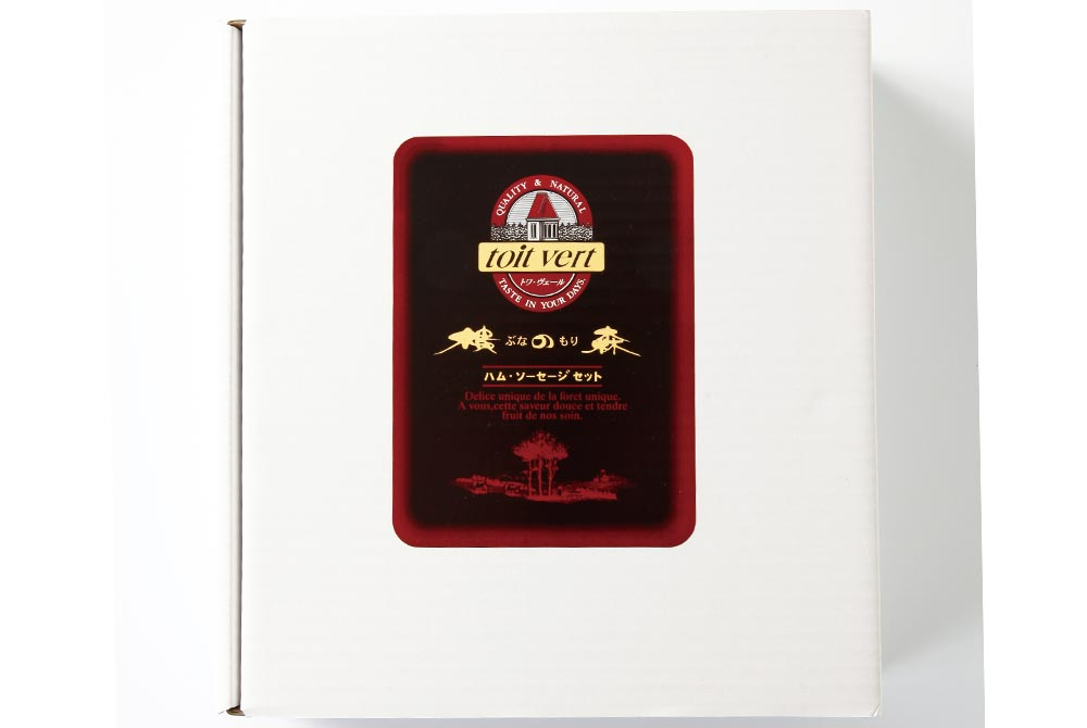 【黒松内町】ハム・ソーセージ&チーズセット