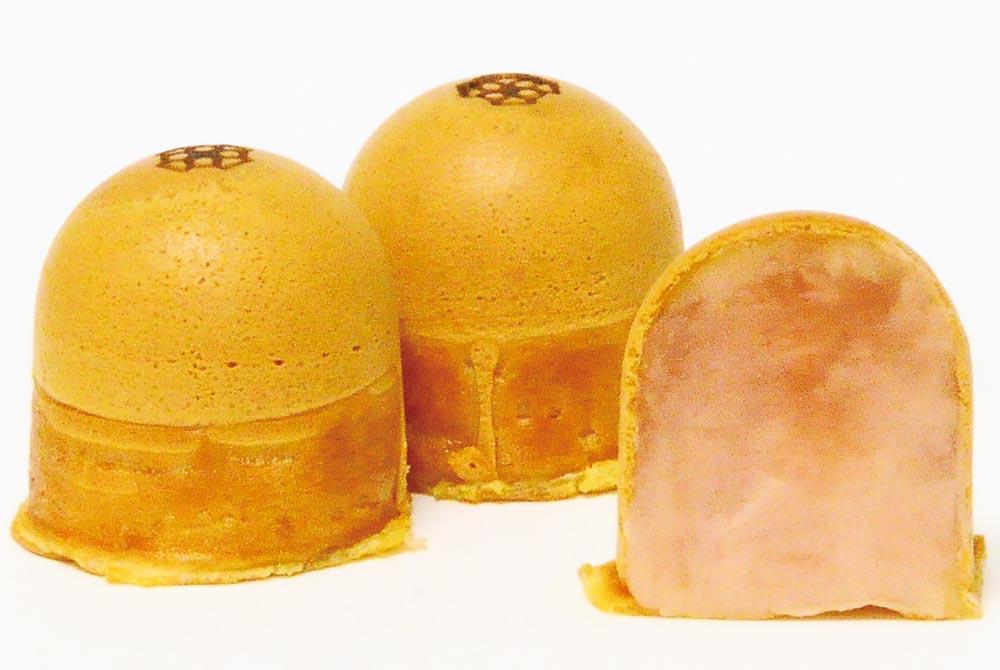 【小樽市】小樽伝統菓子 ぱんじゅう桜あん 15個入り