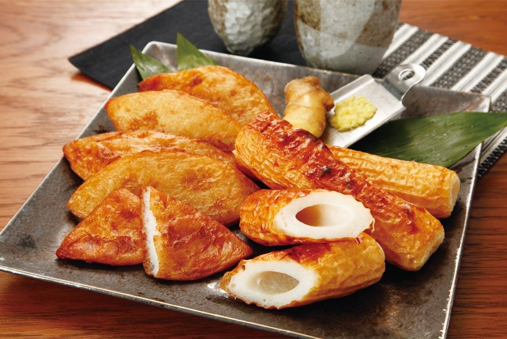 【札幌市】学校給食用さつま揚げ&焼ちくわ