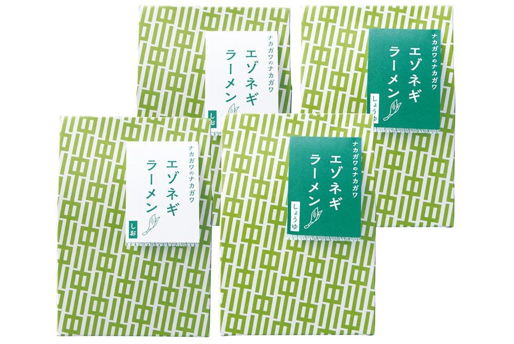 【中川町】エゾネギラーメンセット