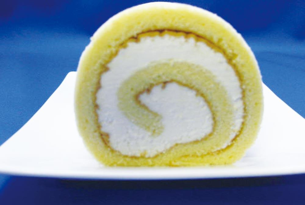 サッポロはちみつロールケーキ