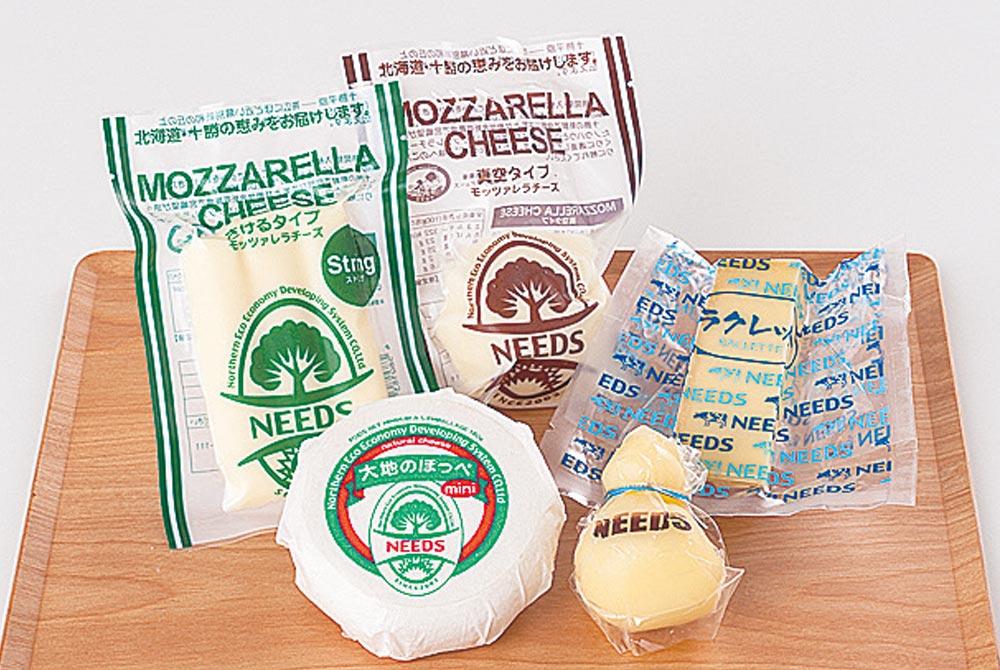 チーズ工房NEEDSチーズセット