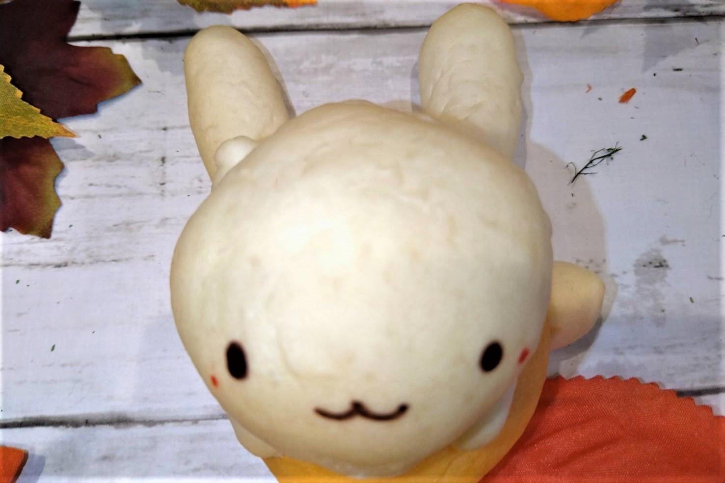 【お月見うさぎキャラパン4個セット】