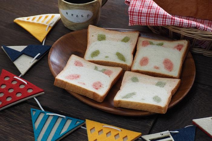 【ぱんだ食パン】