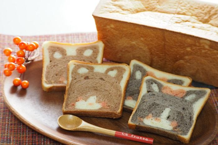 【ねこ食パン】