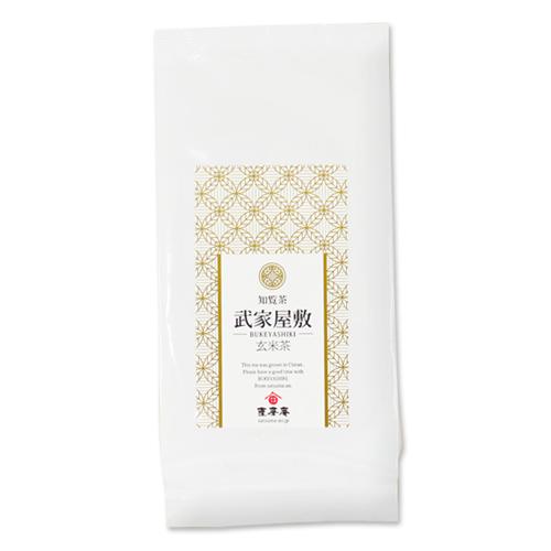 武家屋敷 玄米茶