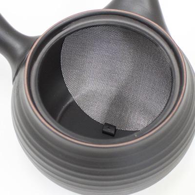 深蒸茶用急須 常滑焼 Y-641