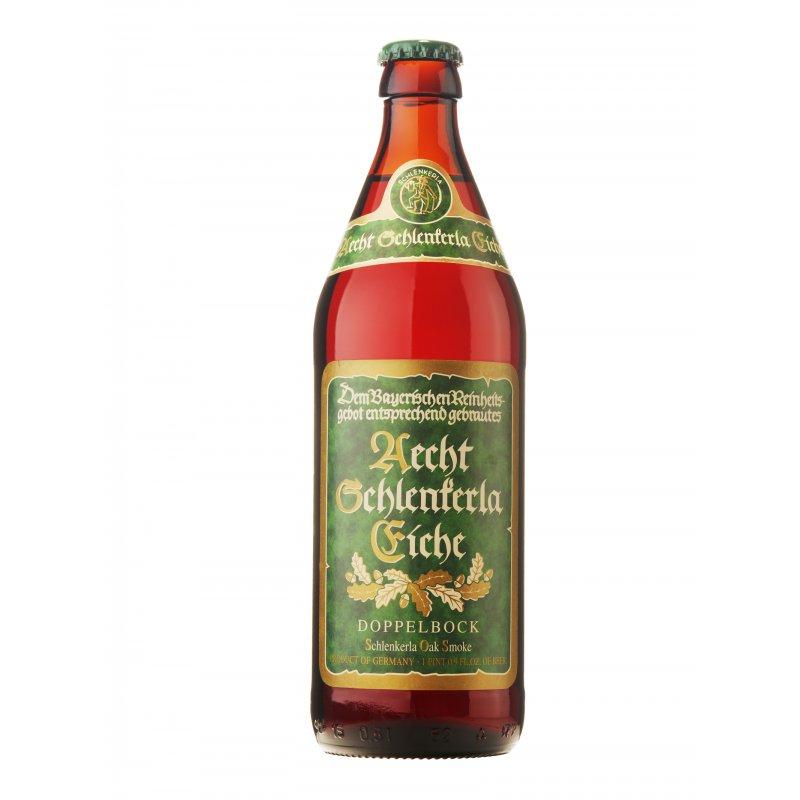 ◆冬季限定商品◆シュレンケルラ・ドッペルボック 500ml瓶×20本【SCHLENKERLA Schlenkerla Oak Smoke Doppelbock 】