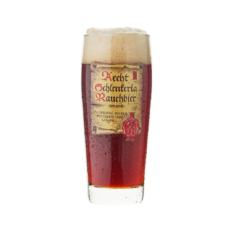 シュレンケルラ・メルツェン ドイツビール 500ml×5本 専用グラス付きセット