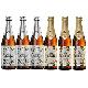 RIEGELE 本場ドイツのラガービール飲み比べ1セット 6本入り(2種×3本)
