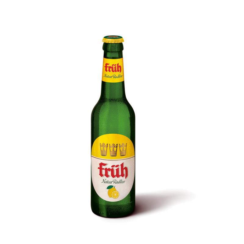 Früh Radler【フリュー・ラドラー】330ml瓶24本入