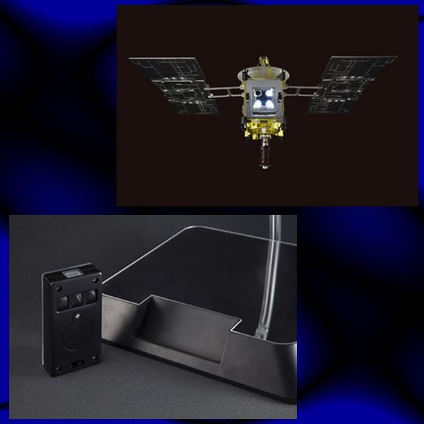 BAN-001 大人の超合金/小惑星探査機 はやぶさ