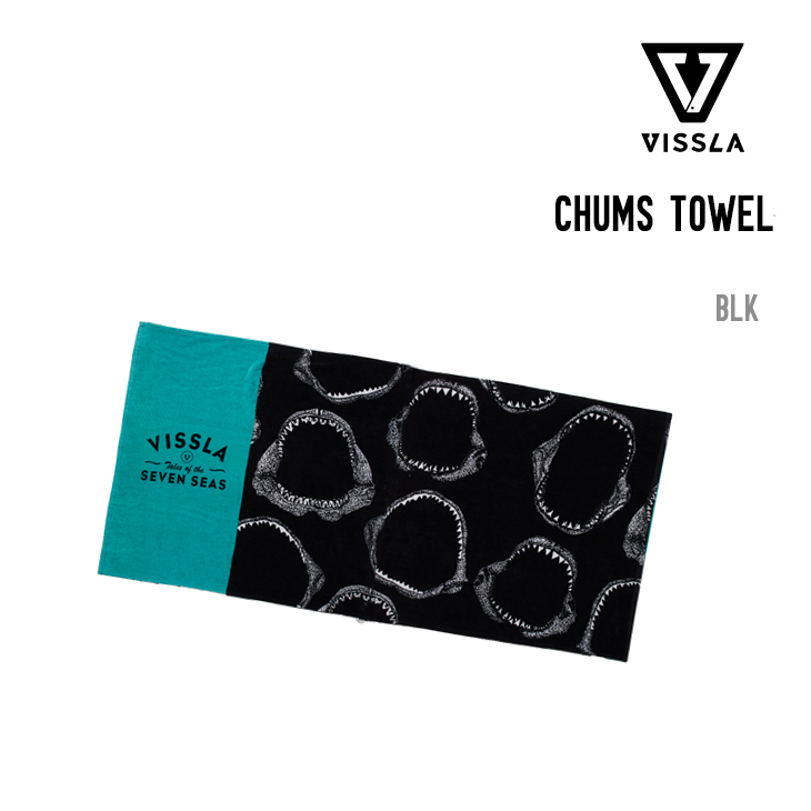 CHUMS TOWEL