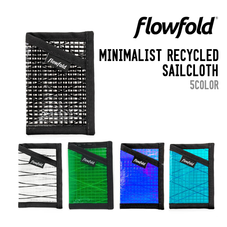 MINIMALIST RECYCLED SAILCLOTH