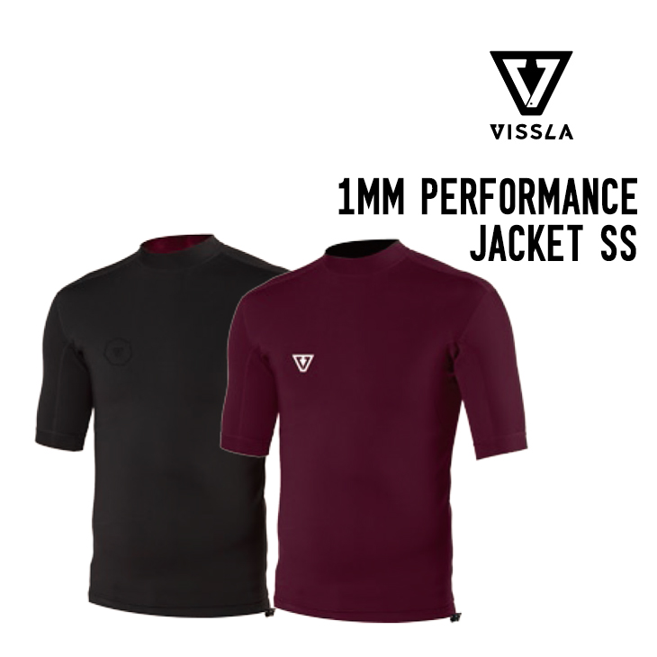 1MM PERFORMANCE JACKET SS