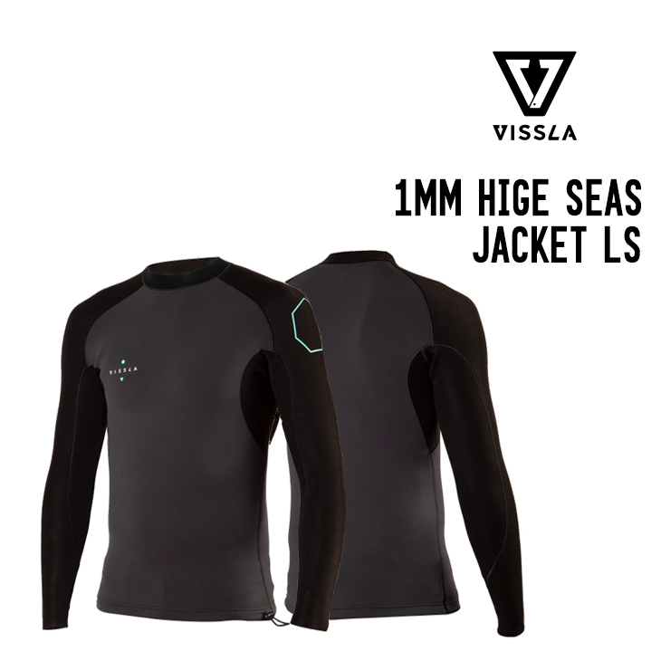 1MM HIGE SEAS JACKET LS