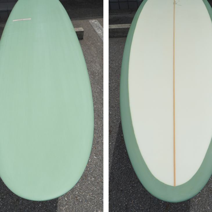DOUBLE ENDER 8'0