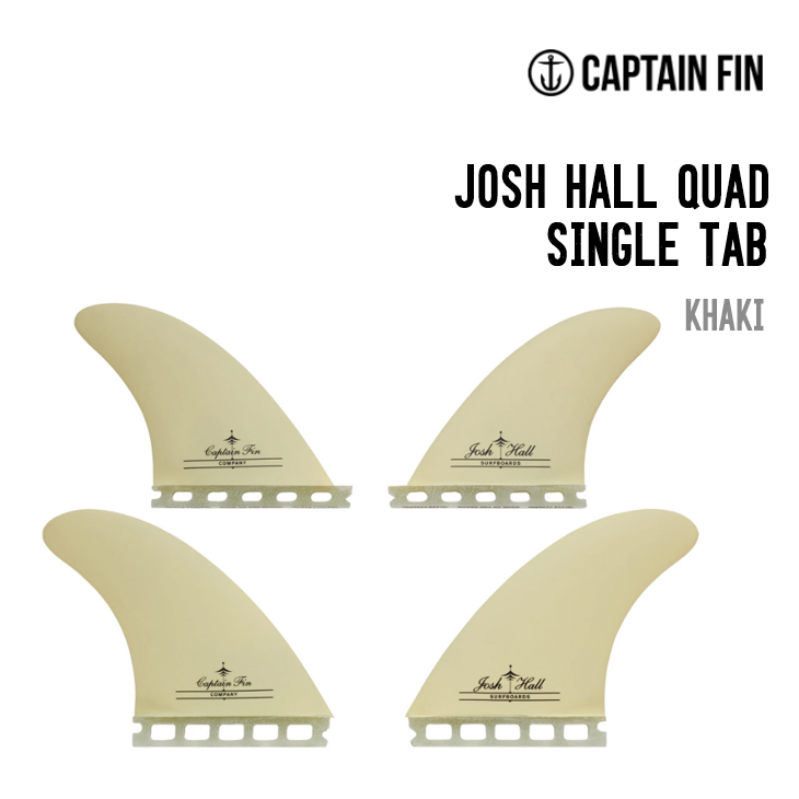 JOSH HALL QUAD SINGLE TAB