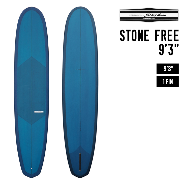 STONE FREE 9'3