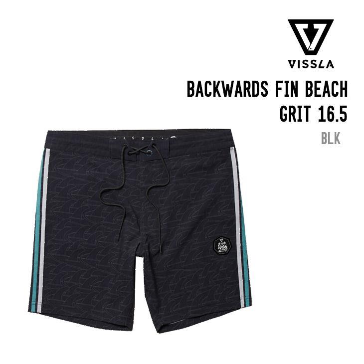 BACKWARDS FIN BEACH GRIT 16.5