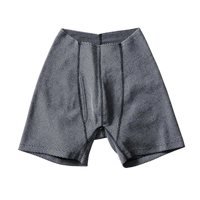 【NEW】包帯パンツ メンズ ウエストゴムなし 前開き ロング ボクサーパンツ HOHTAI