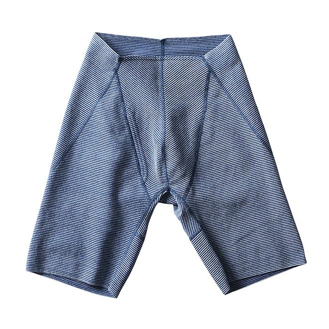 【NEW】包帯パンツ メンズ ウエストゴムなし しめ知らず 前開き エキストラロング ボクサーパンツ HOHTAI