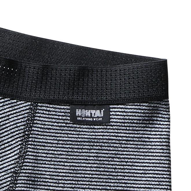 【NEW】包帯パンツ メンズ 前開き ロング ボクサーパンツ HOHTAI