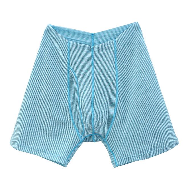 包帯パンツ メンズ ウエストゴムなし 冷涼タイプ 前開き ロング ボクサーパンツ SIDO