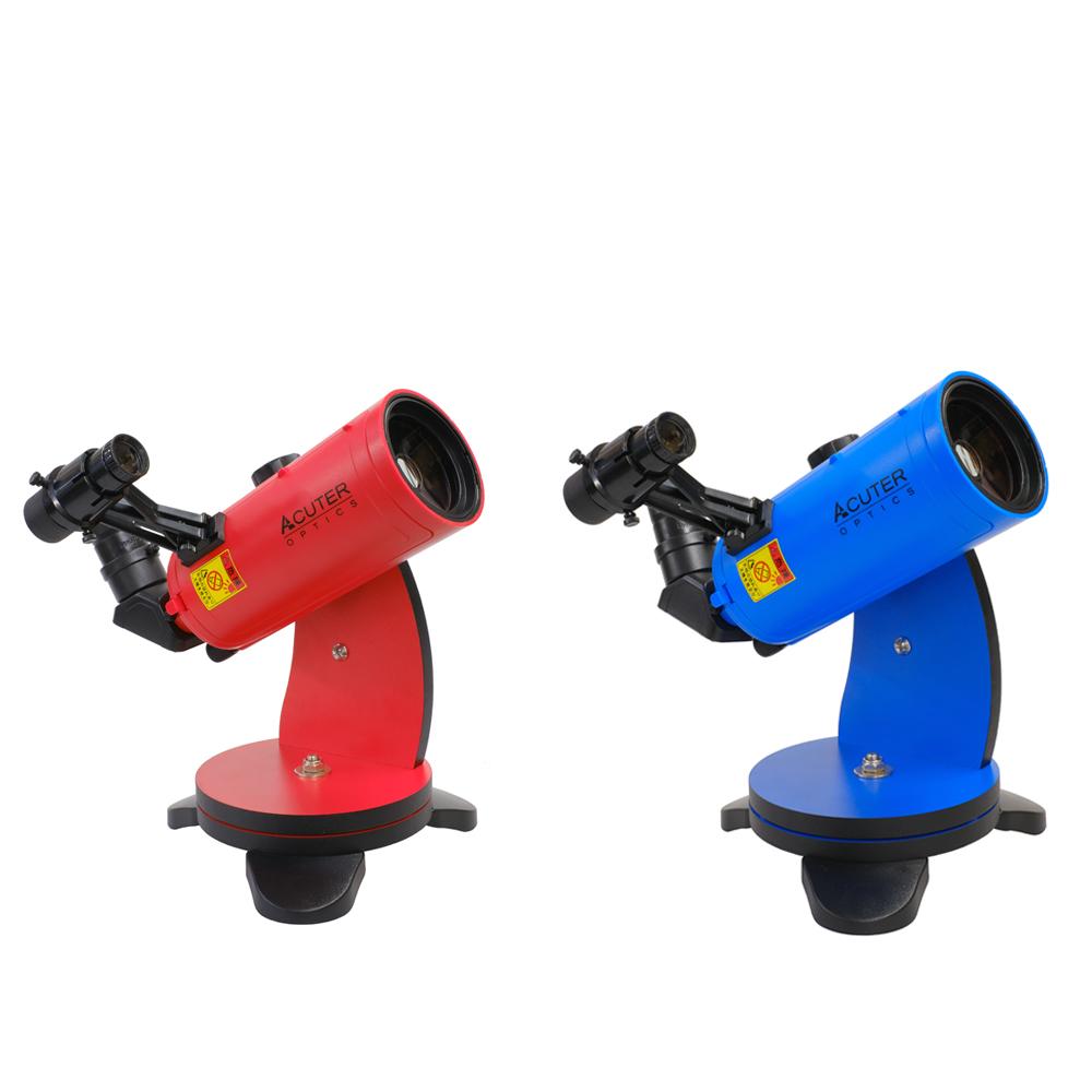 SIGHTRON MAKSY GO 60 ポータブル天体望遠鏡キット RED/BLUE