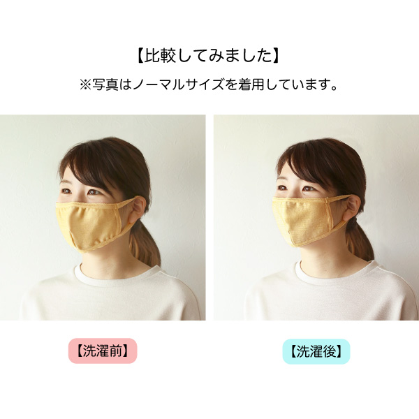 ゴールデンシルク マスク