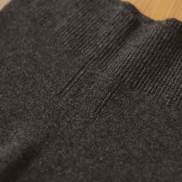 クィーンウール無縫製スパッツ