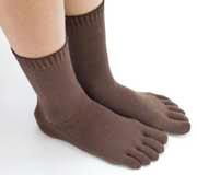 冷え取り靴下 絹木綿匠スタンダード