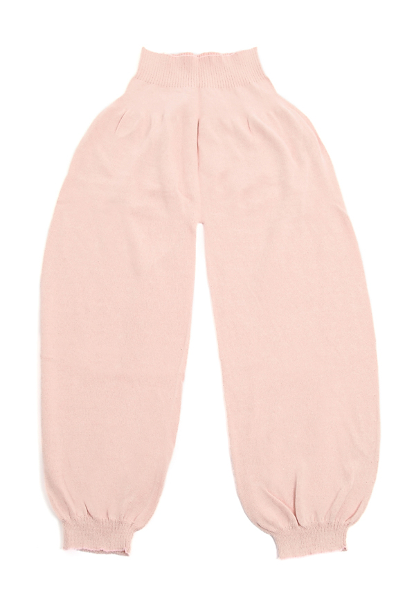 冷えとりアラビア風パンツ シルク&リネン