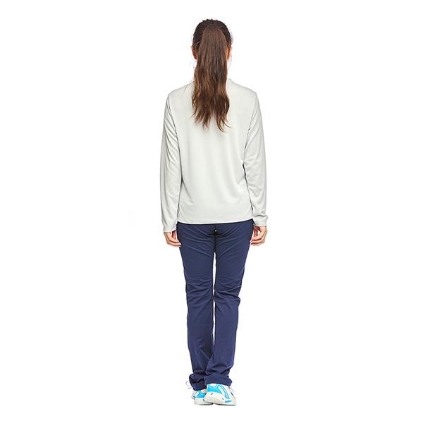 <2021秋冬モデル> STW-12403 女性用  裏起毛 スリムフィット ロング パンツ