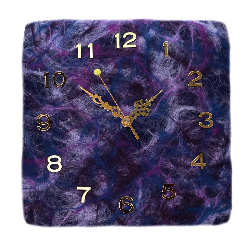 SIMSIM掛け時計(夜空)