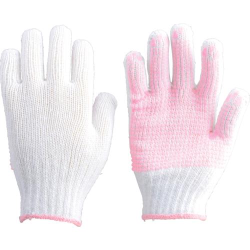 TRUSCO 女性用すべり止め手袋 7G