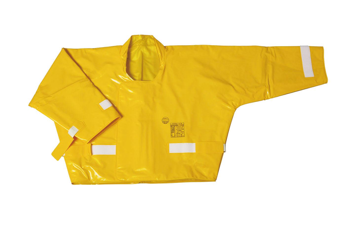 絶縁上衣(ジャンパー型)