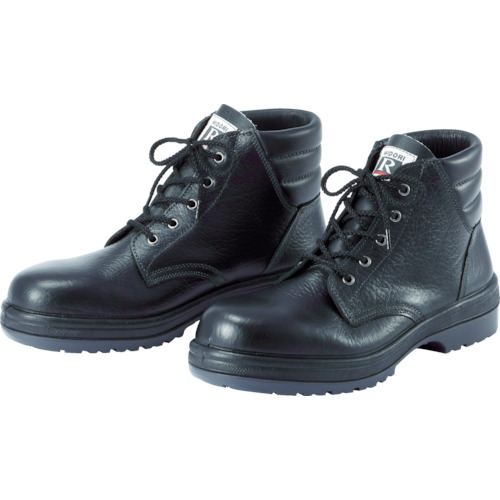 ミドリ安全 ラバーテック中編上靴