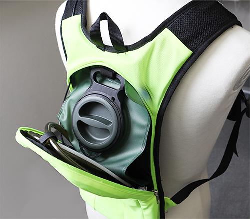 【猛暑対策】水冷クールベストLite(バッテリーセット)【防護服対応】